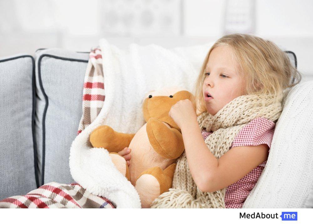 Бронхит у детей дошкольного возраста