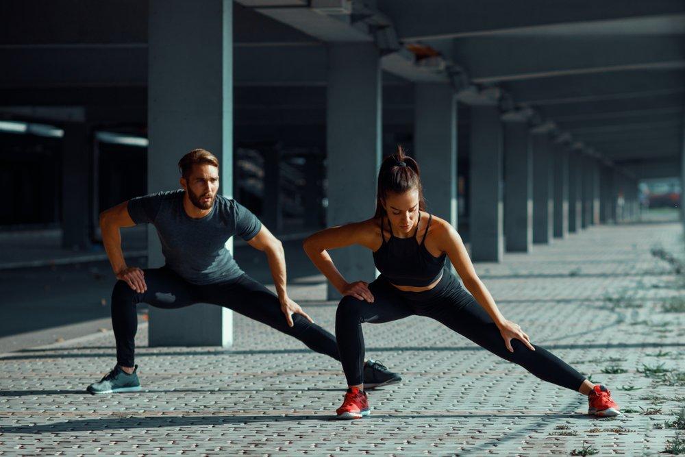 Особенности фитнес-тренировок для проработки ног