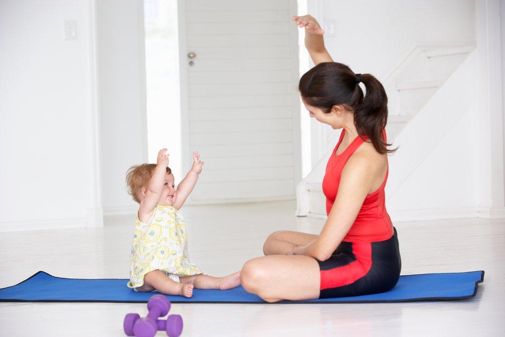 Правила домашних занятий для похудения