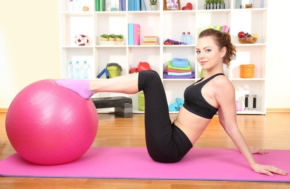 Домашние фитнес-тренировки для девушек