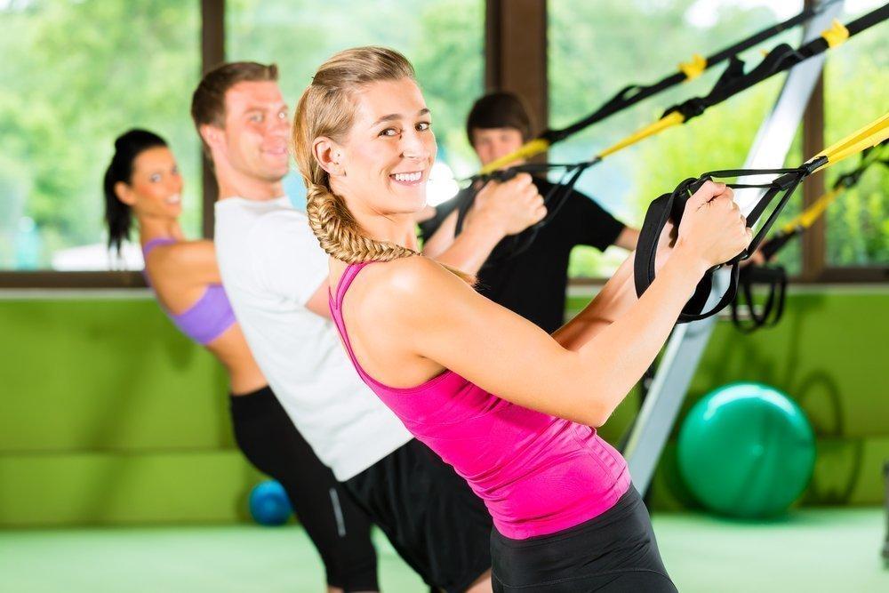 Преимущества занятий фитнесом с петлями для фанатов ЗОЖ