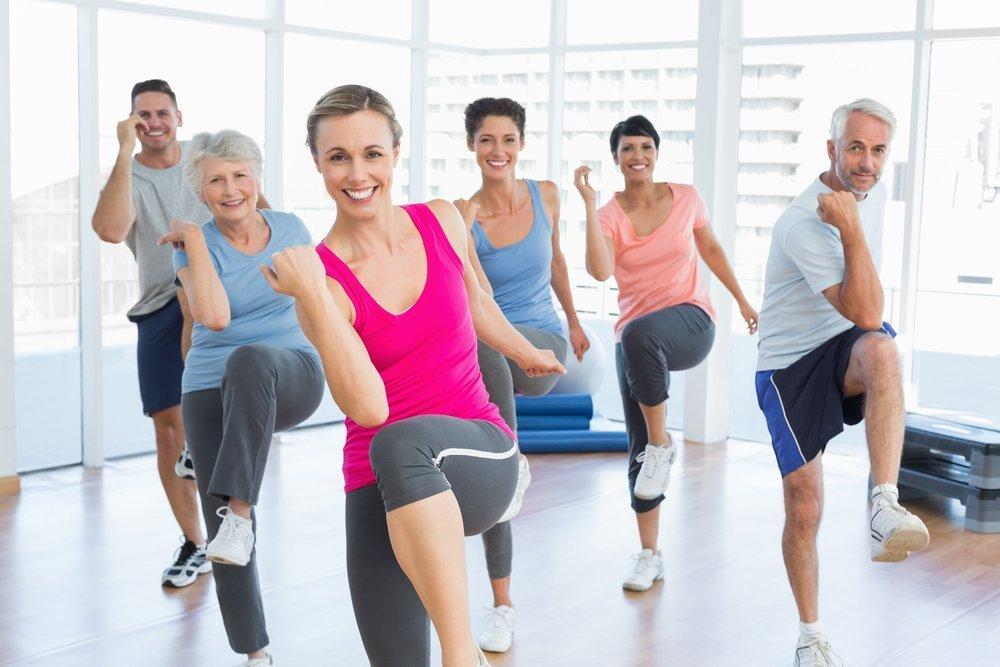 Аэробные нагрузки для похудения: как тренироваться?