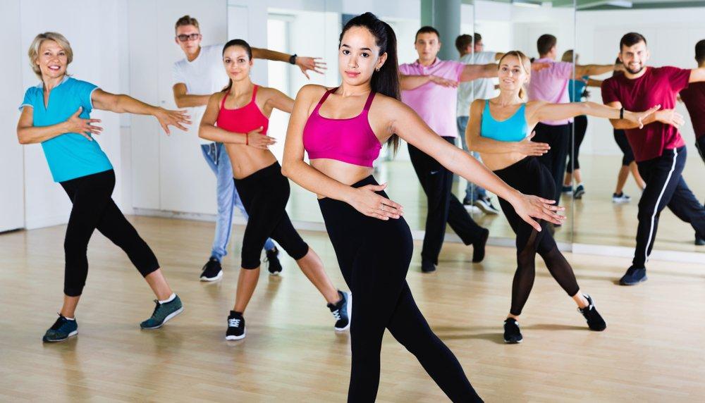 упражнения под музыку для похудения для начинающих
