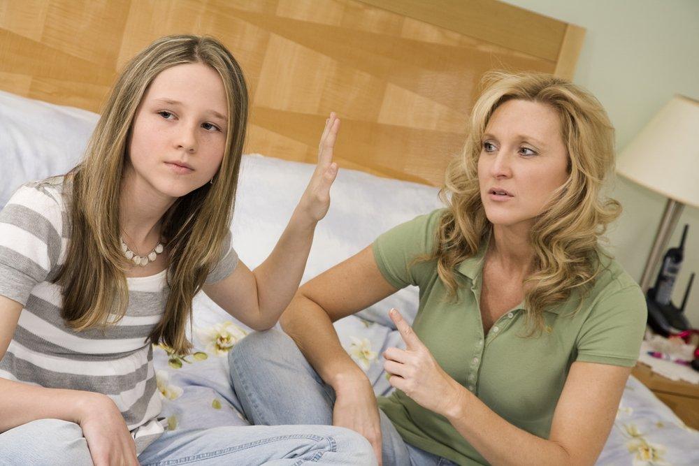 Отношения в семье: ошибки родителей