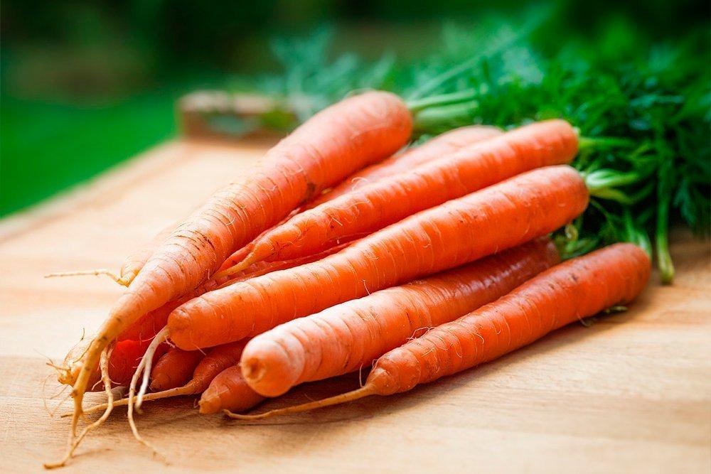 Морковь — традиционный овощ в нетрадиционном лечении болезней щитовидной железы