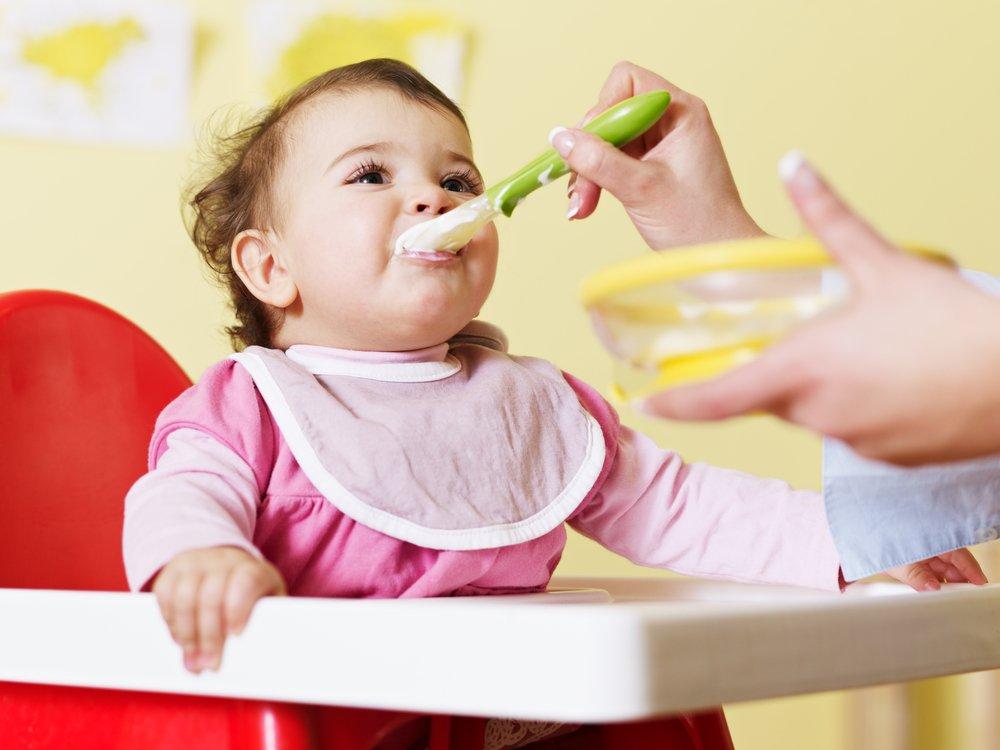 Принципы рационального питания малышей младшего возраста