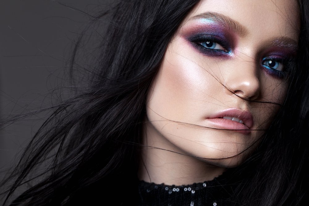 Правильное сочетание цветов в макияже