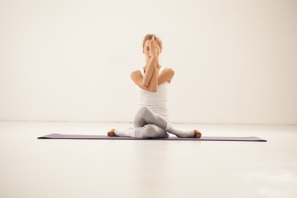 Йога — ключ к гармонизации тела