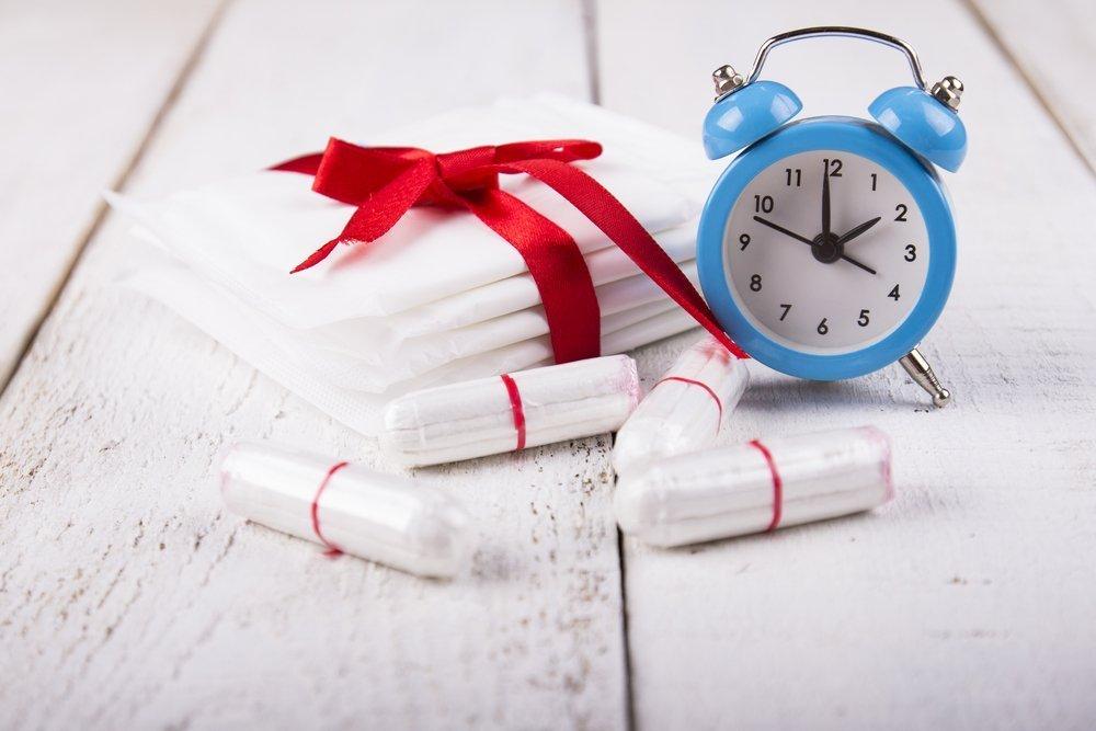 Гипоталамус и менструальный цикл