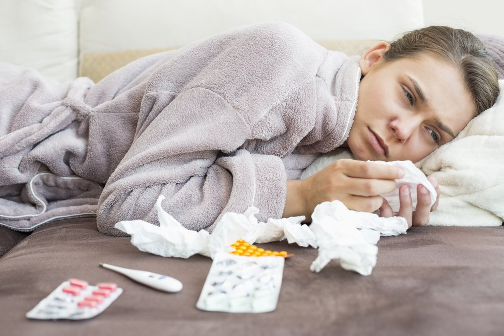 Противовирусные иммуностимуляторы при ОРВИ