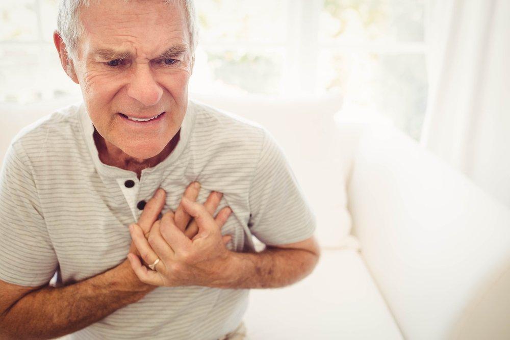 Симптомы инфаркта сердца