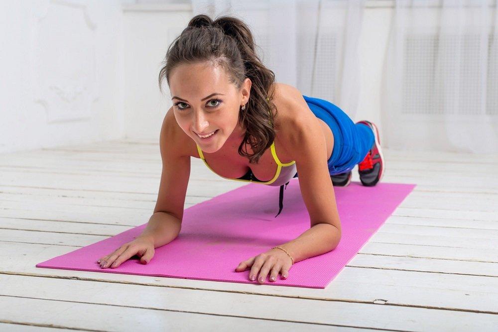 Общие упражнения для мышц пресса