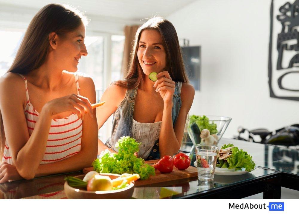Эффективные разгрузочные дни для женщин