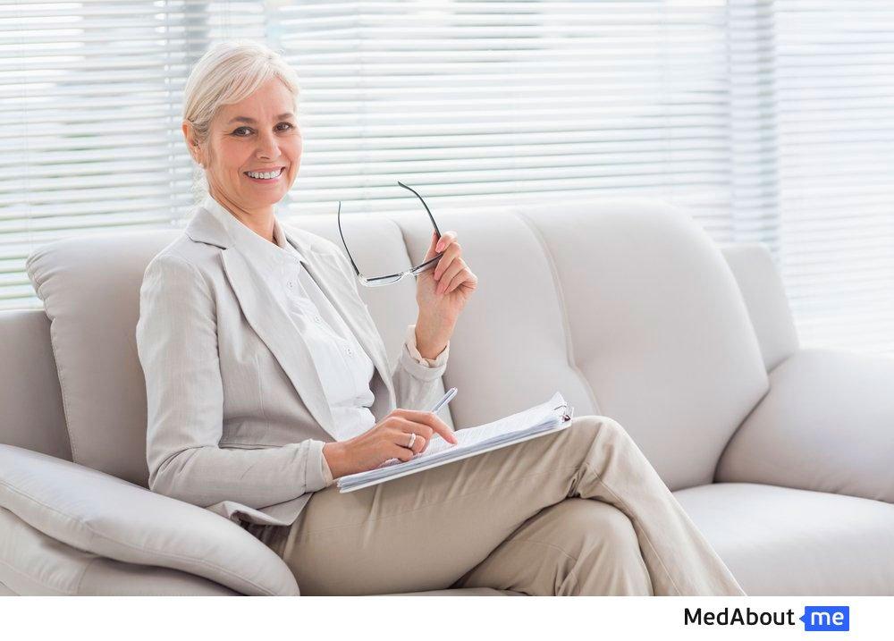 Психотерапевт и клиент