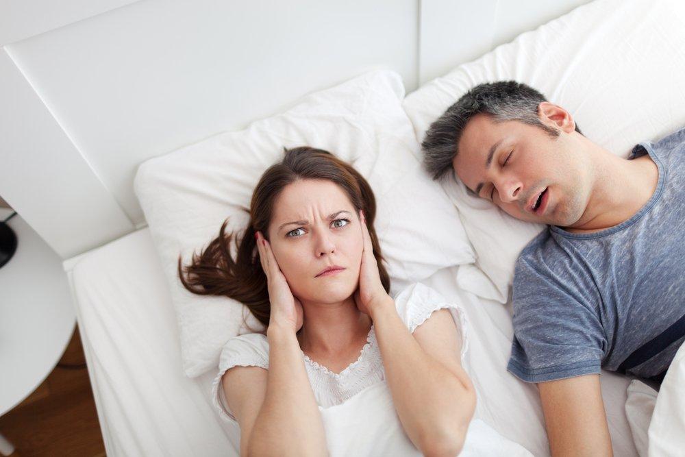 Апноэ — затруднение дыхания во сне