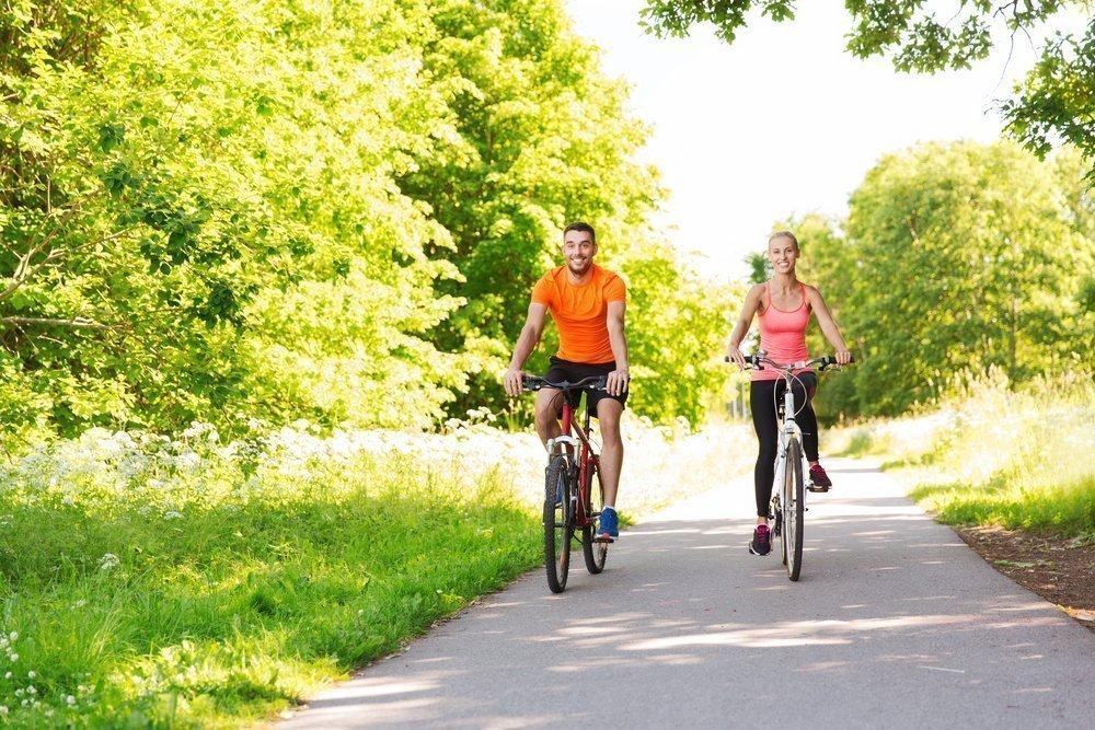 Тренировки для похудения и ведения ЗОЖ на свежем воздухе