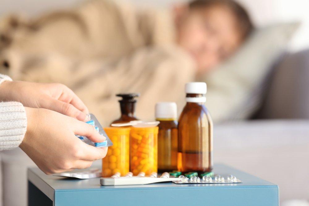 Ошибка №2. Прием антибиотиков без указаний врача