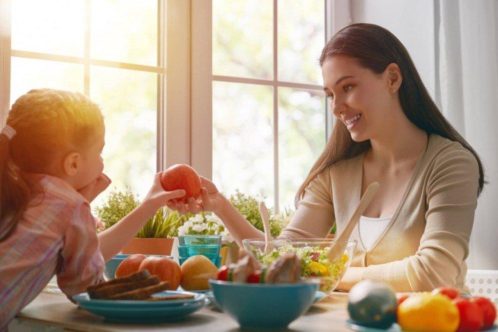Режим детского питания для здоровья и спортивных достижений