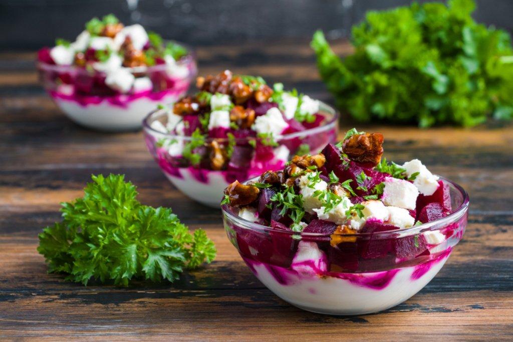 Вкусные рецепты полезных блюд