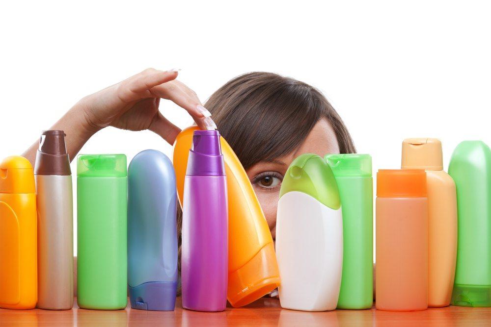 Выбирайте шампунь для сухих волос