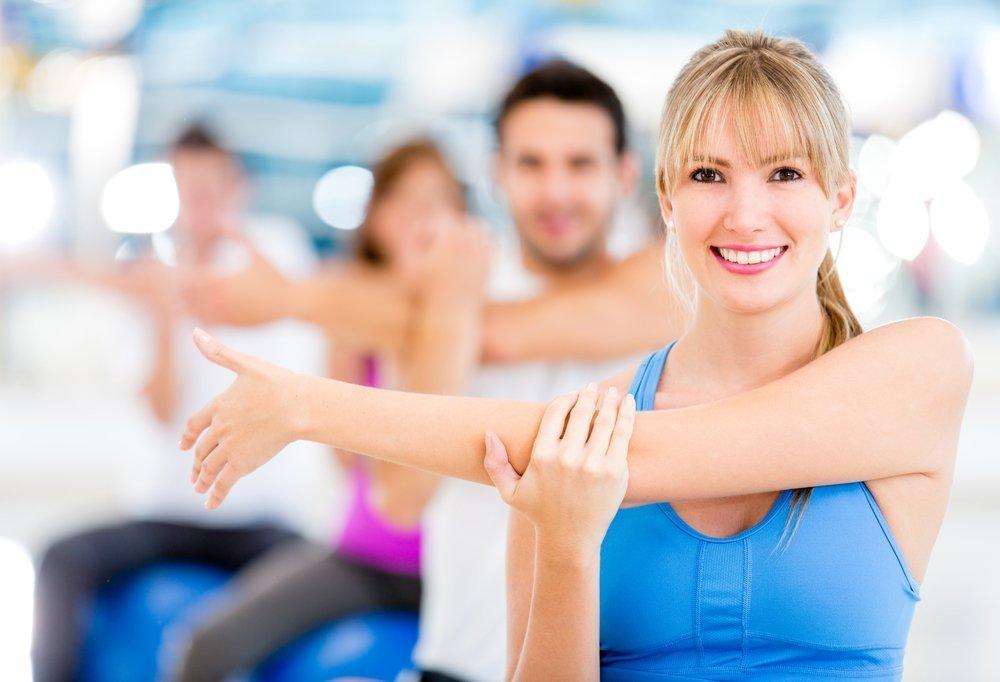 Правила проведения разминки перед фитнес-тренировками