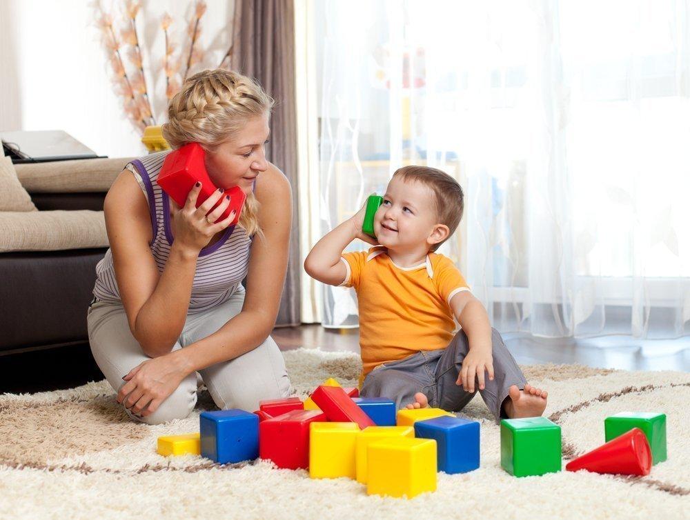 Освобождаем время для общения с ребенком