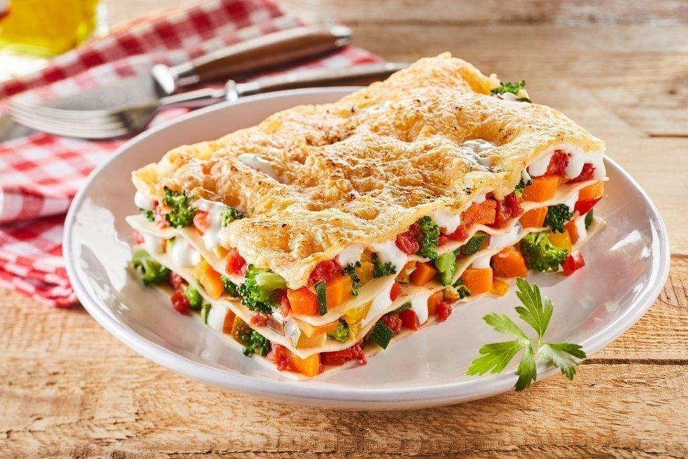 Рецепты лазаньи для диеты