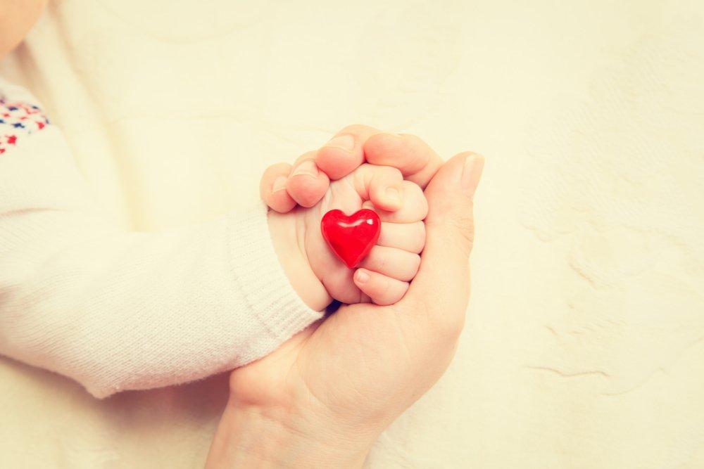 Детский психолог советует любить