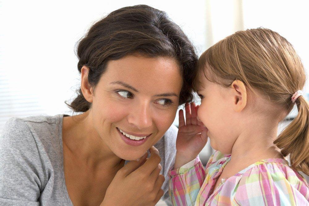 Терпеливо отвечайте на вопросы малыша