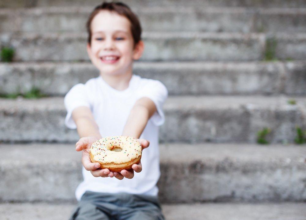 Психологические причины жадности у ребенка