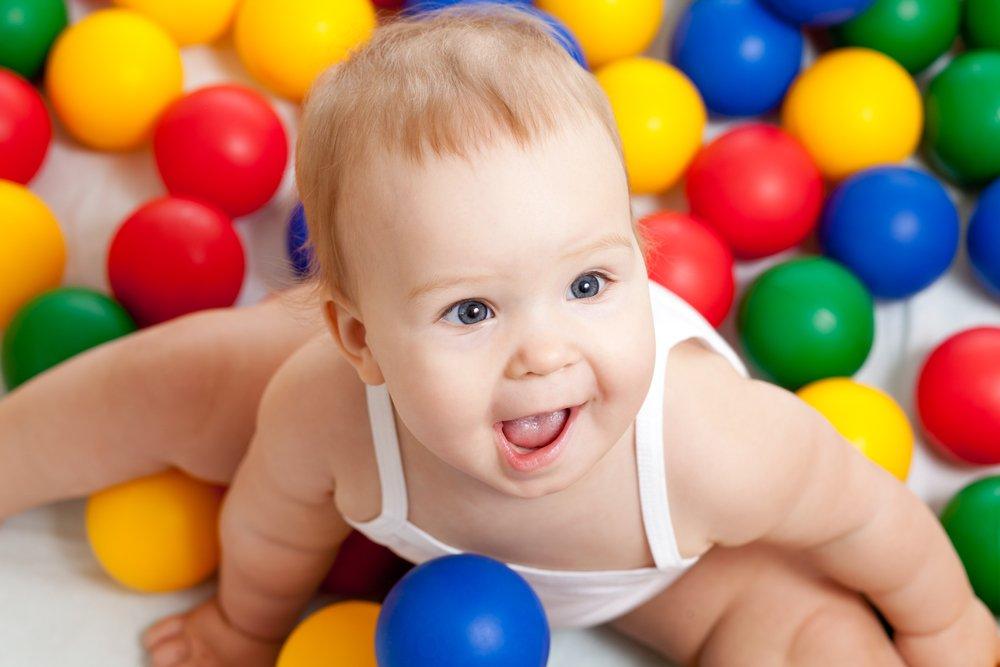 Особенности ребенка от 4 до 6 месяцев