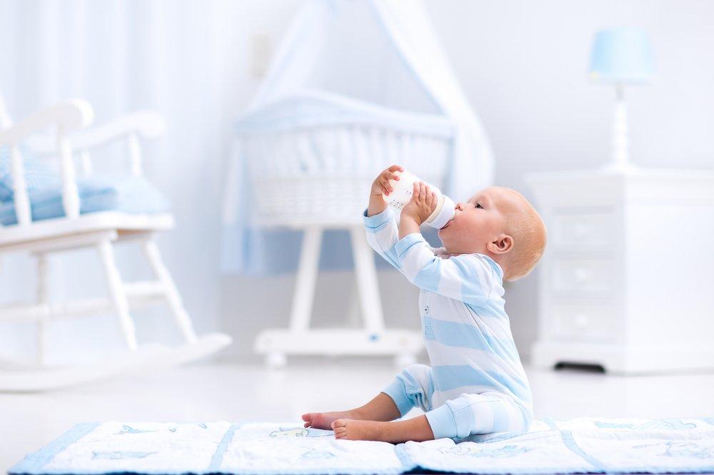 Питание и питье в детском возрасте