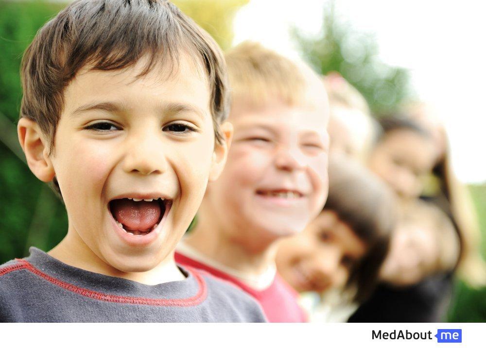 Особенности детей дошкольного возраста