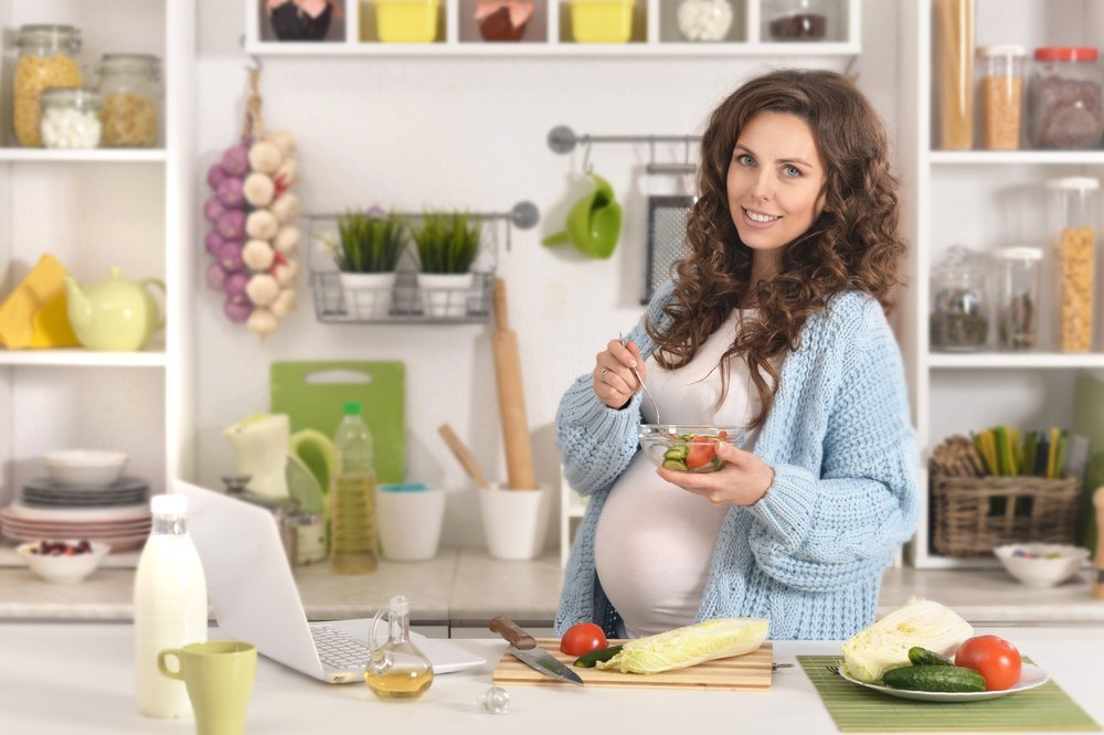 Основные принципы рационального питания беременной и кормящей женщины