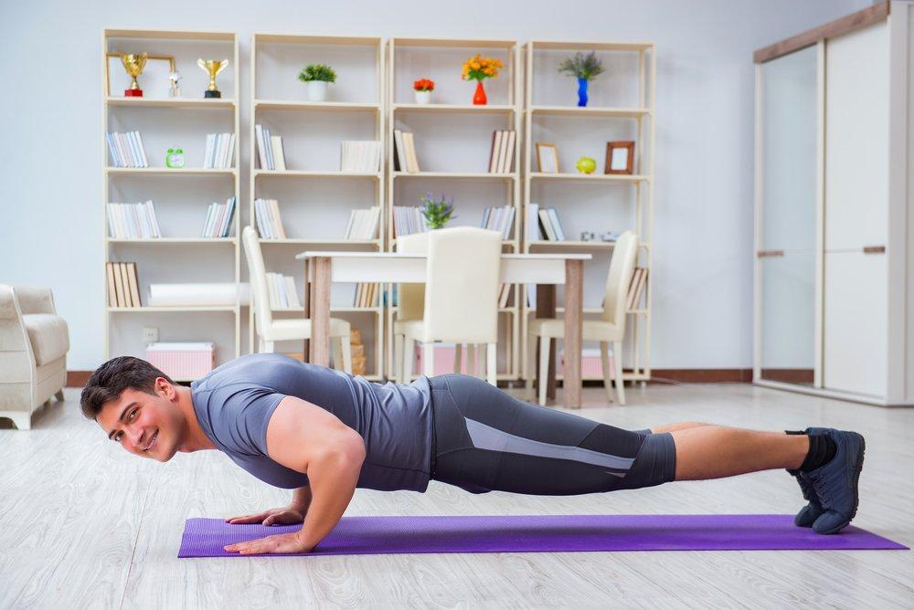 Эффективность домашних фитнес-тренировок на бицепс