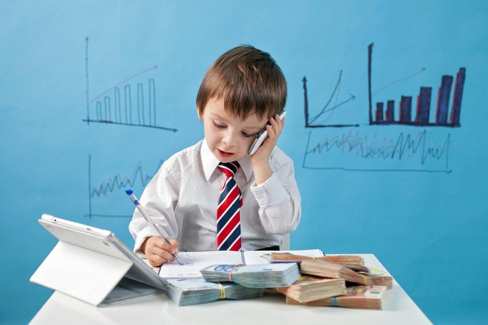 Важность финансовой грамотности для детей