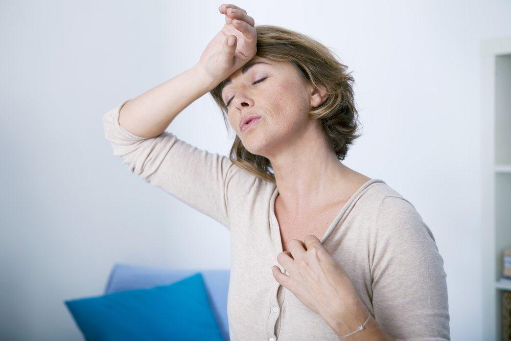 Боль в области сердца как проявление климакса