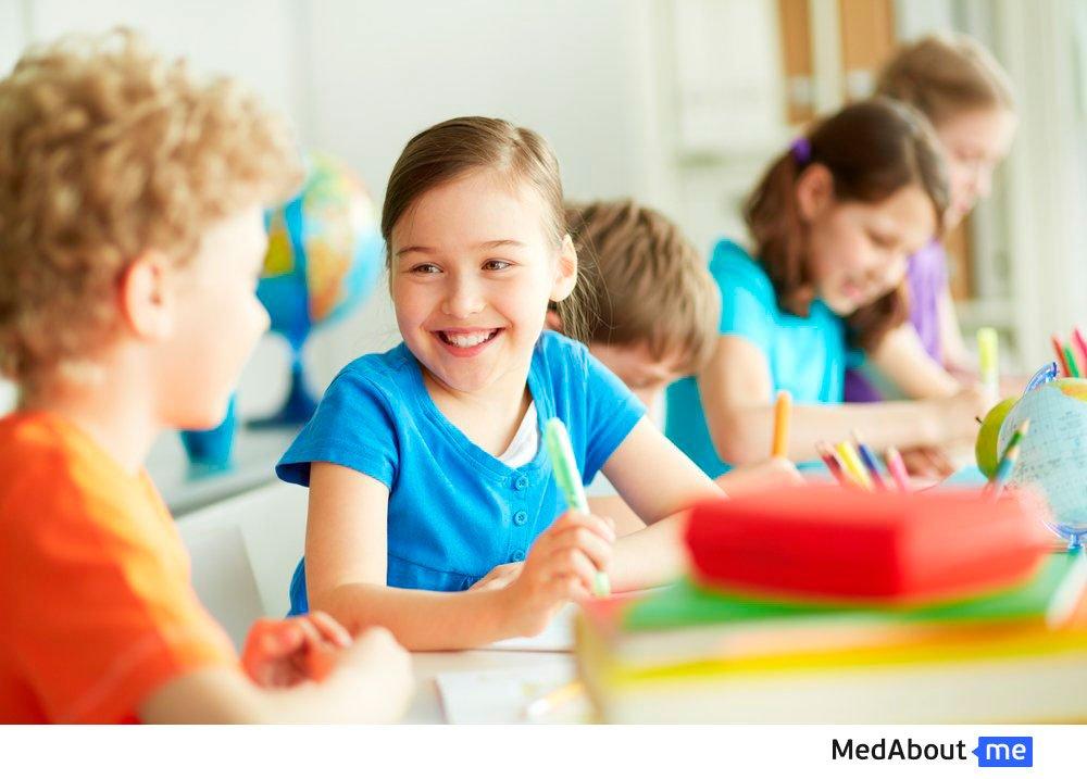Уроки русского языка. 2-4 класс