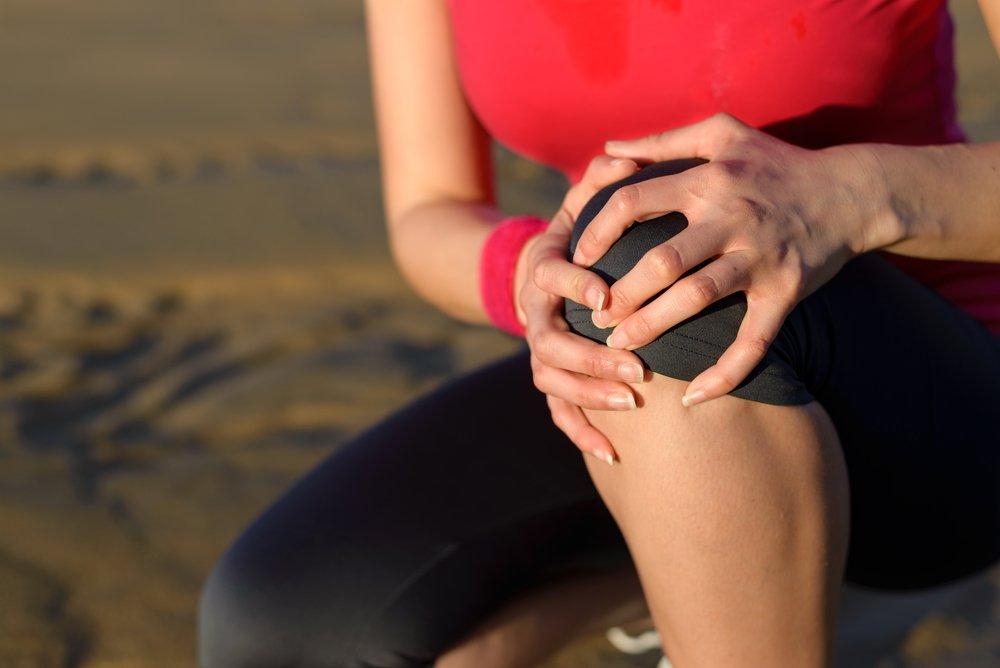 Основные проявления реактивного артрита