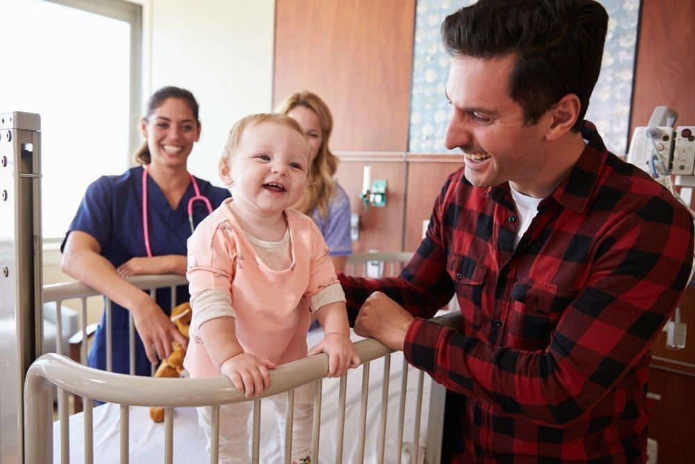 Показания к госпитализации: когда ребенка положат в больницу