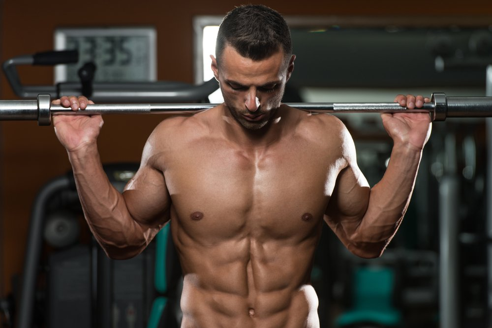 Принципы построения фитнес-программ по набору массы