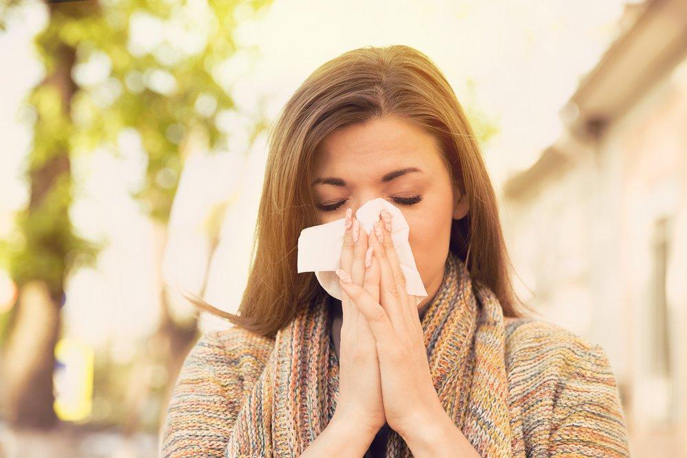 Пыль – худший враг аллергика