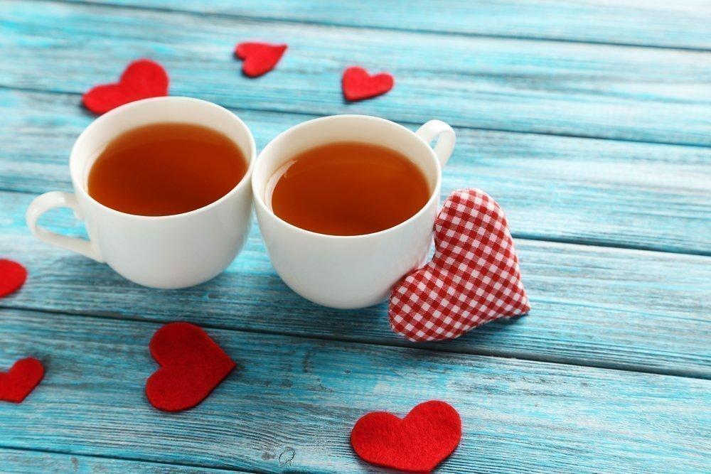 Чай в привычной диете