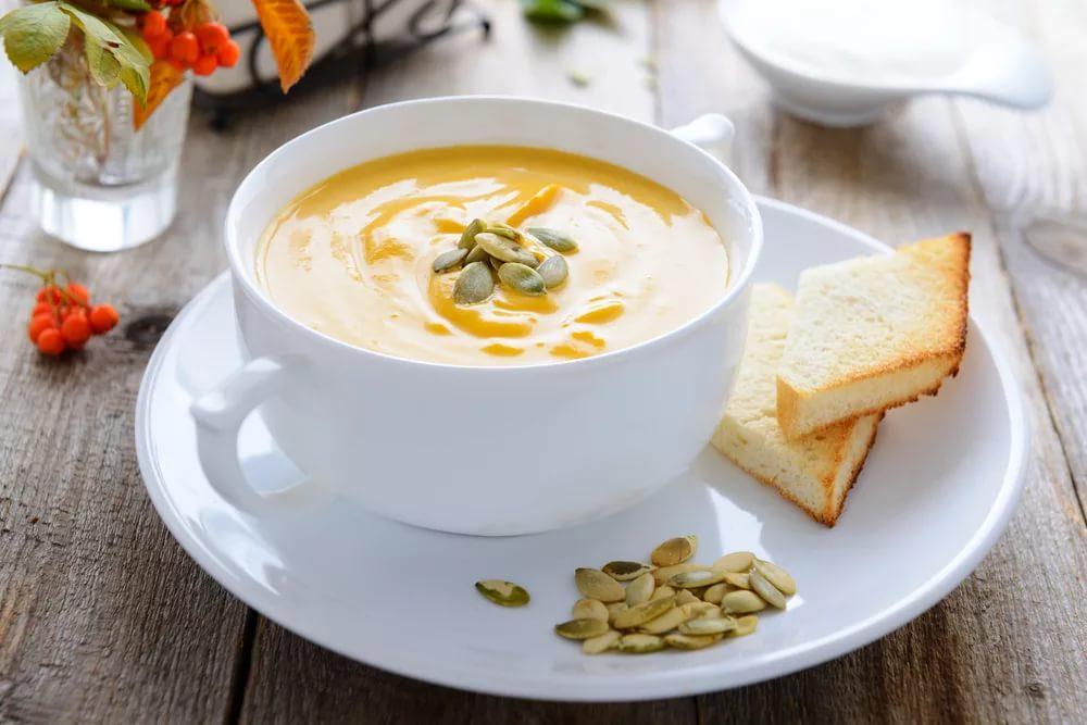 Рецепты супов для здоровья и красоты