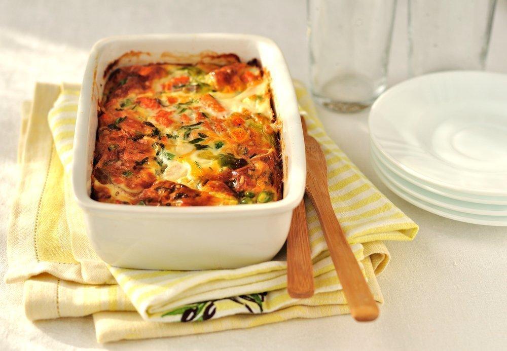 Рецепты полезных блюд для питания ребенка
