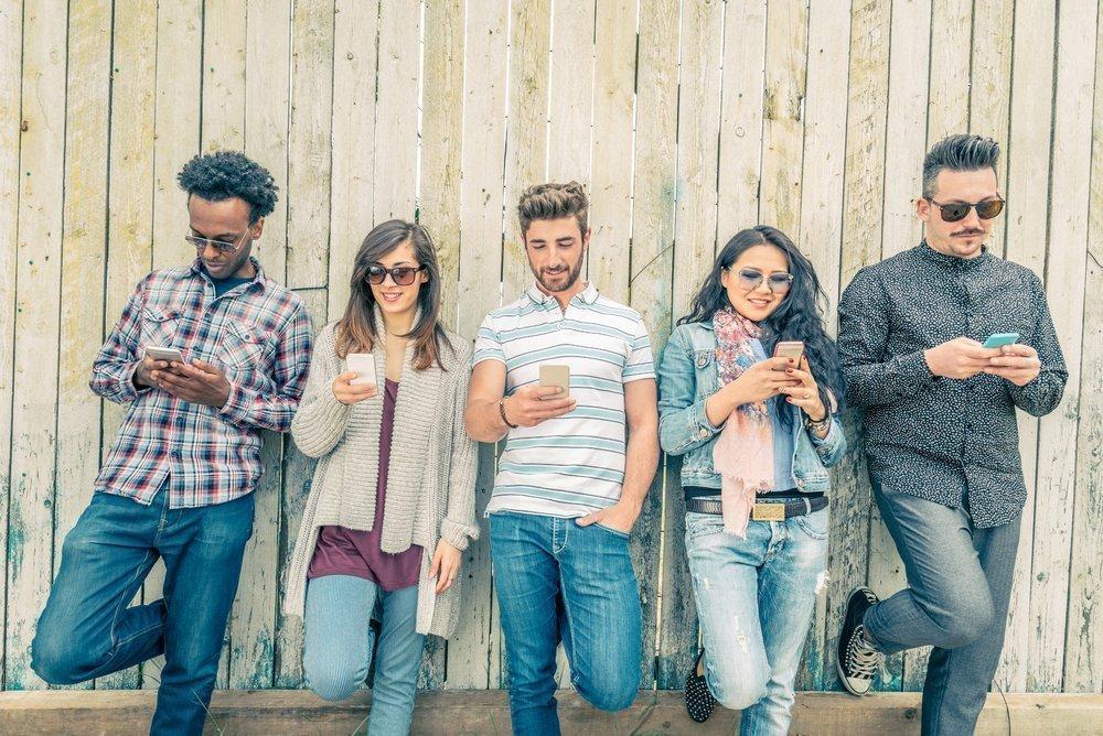Смартфоны повышают уровень гиперактивности