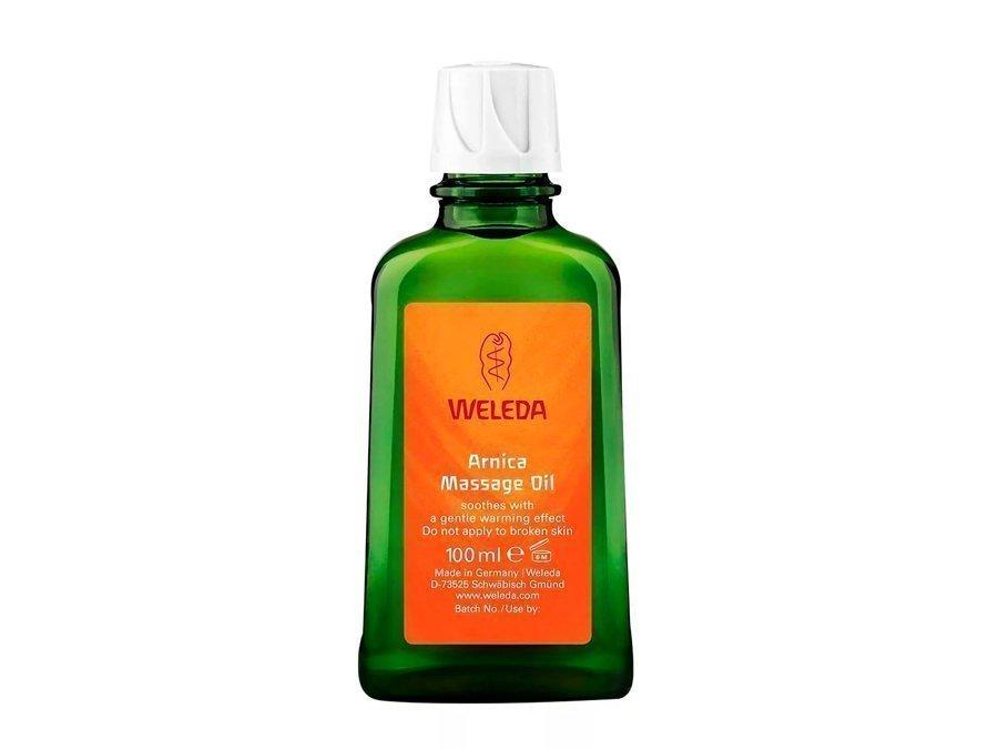 Массажное масло Weleda Arnica Massage Oil, 100 мл Источник: komplett.dk