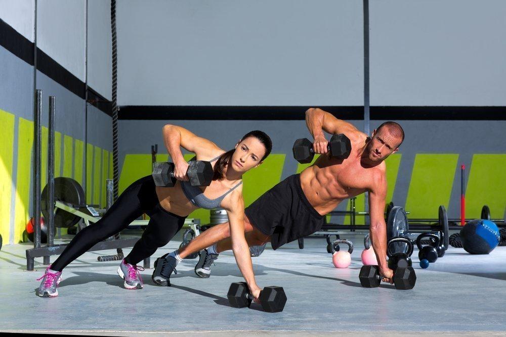 Комплекс фитнес-упражнений для дельтовидных мышц
