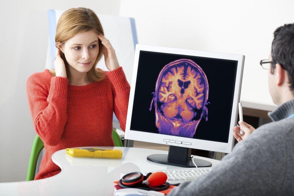 Болезни головного мозга и их диагностика
