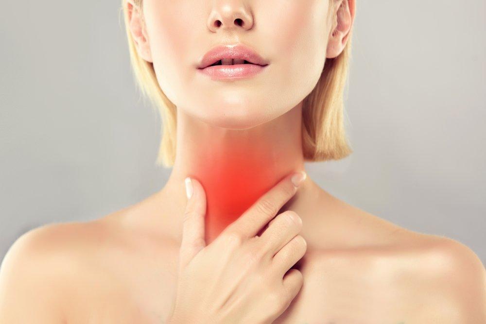 Признаки повышения уровня гормонов щитовидной железы
